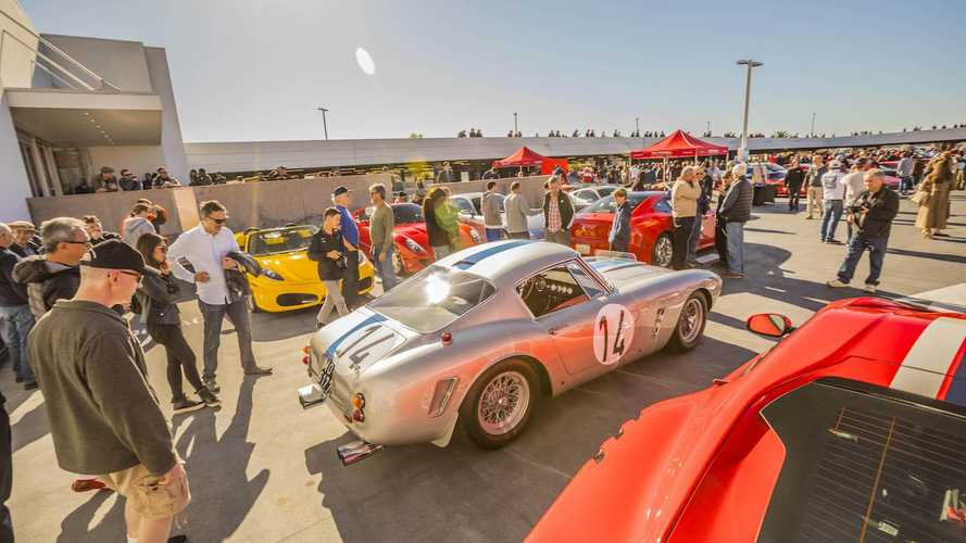 Petersen Museum marks Enzo's birthday with Ferrari Cruise-In