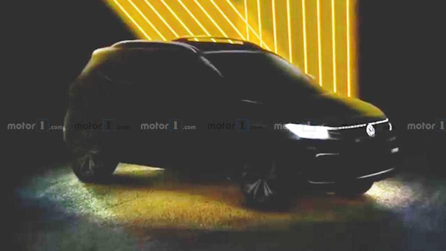 Novo Fox? Gol? Eis a primeira imagem do inédito SUV de entrada da VW