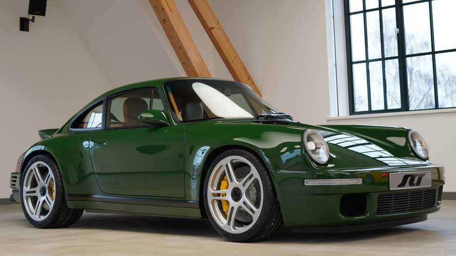 Ruf SCR Debuts In Production Spec Looking Like A Classic Porsche 911
