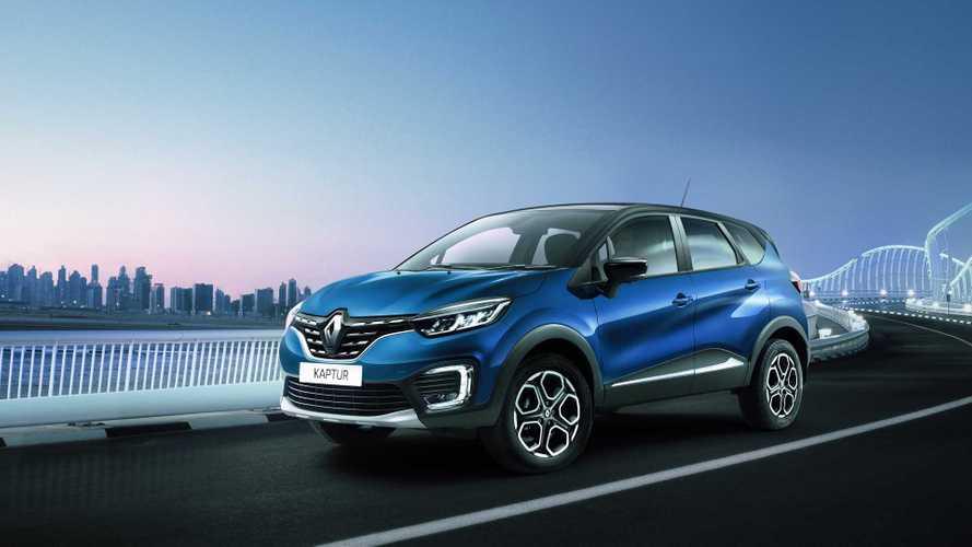 Novo Renault Captur 2021 terá estreia online no dia 21 de maio