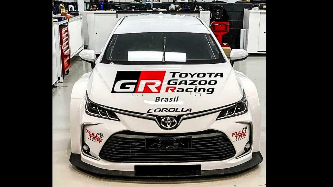 Toyota Corolla Gazoo Racing