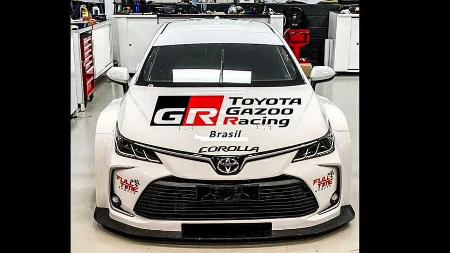 Toyota Corolla pode ganhar versão esportiva pelas mãos da Gazoo Racing