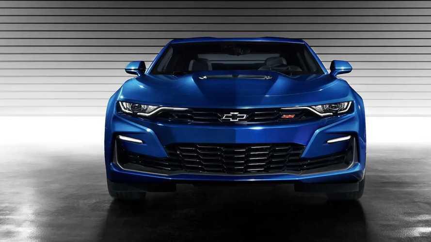 La nuova Chevrolet Camaro sarà solo elettrica