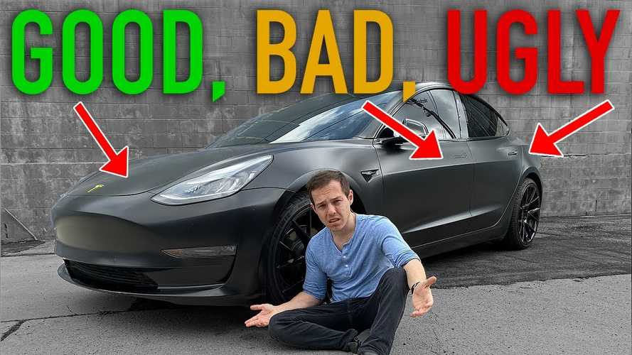 Tesla Model 3 Paint Problems Are Biggest Disappointment: Says YouTuber