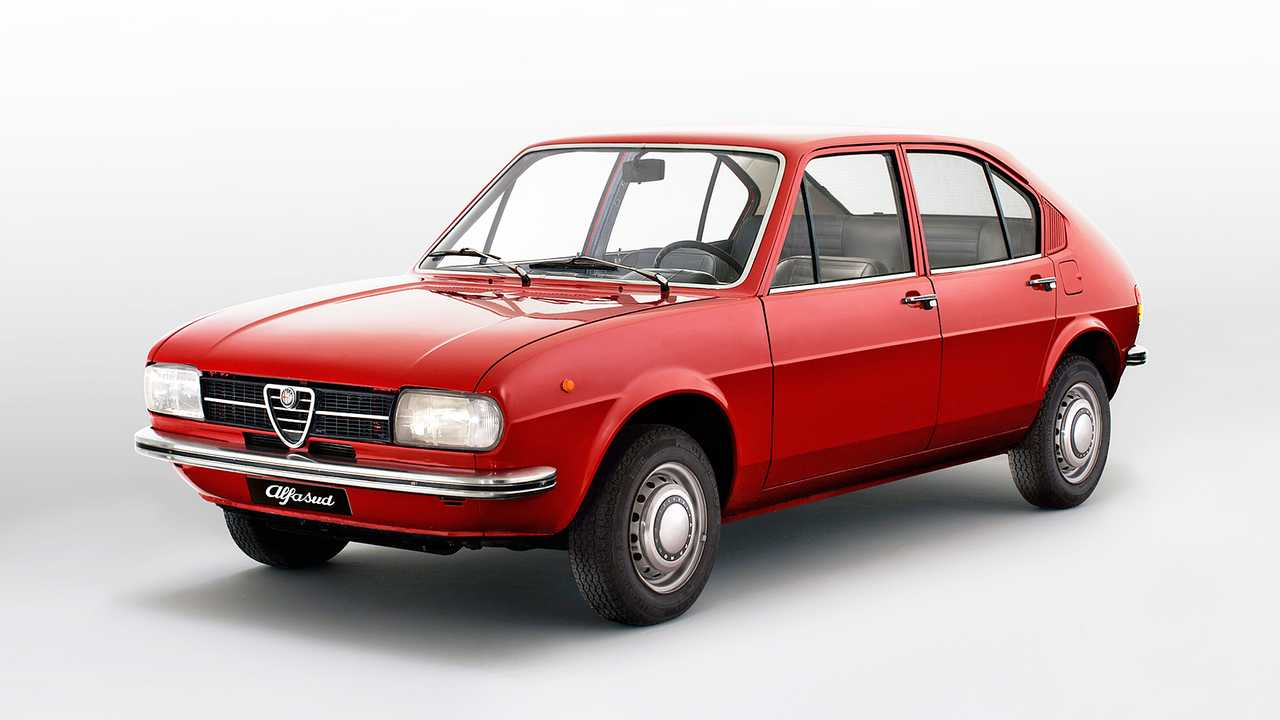 Alfa Romeo Alfasud Auto&Storia