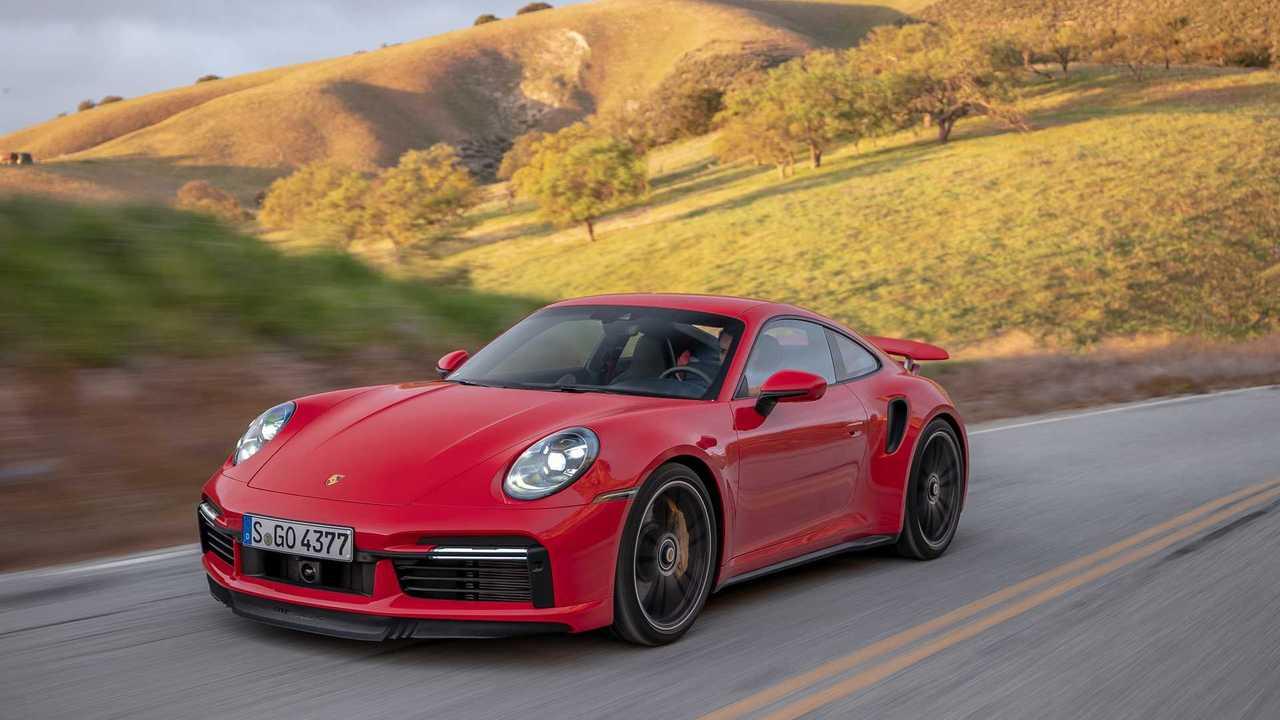 Primeiras impressões Porsche 911 Turbo S 2021
