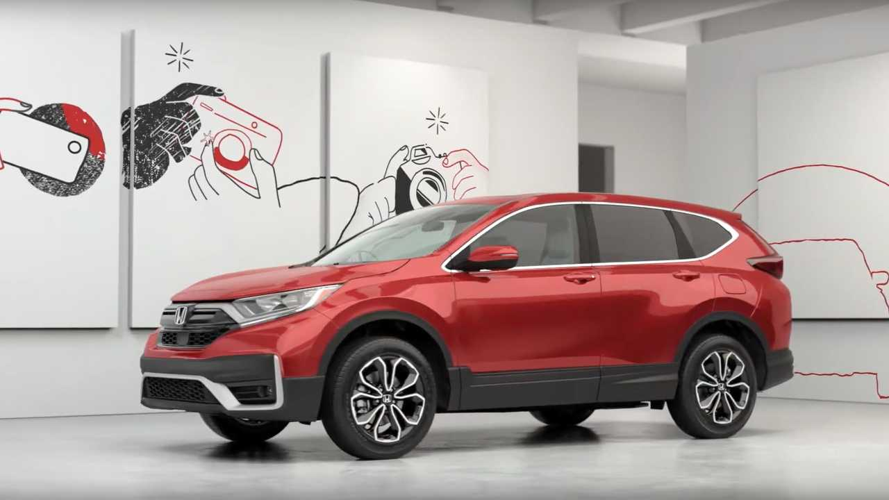 Honda Compares CR-V To RAV4, Forester, Rogue