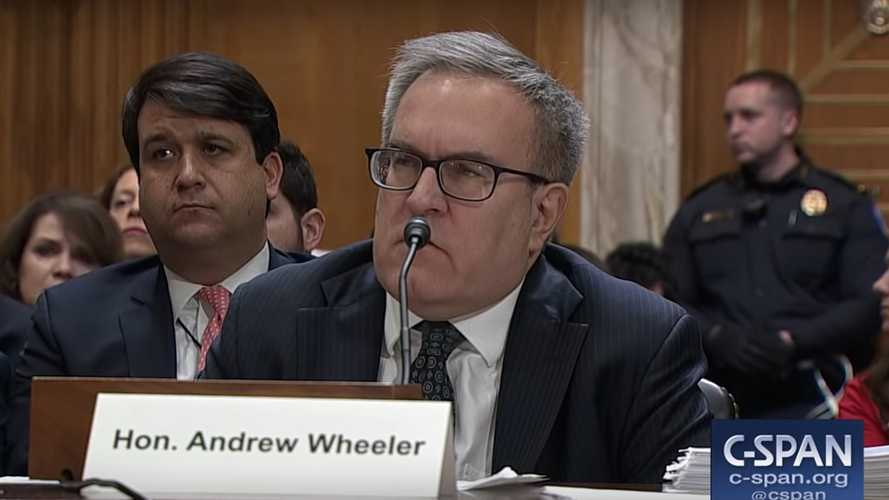 Inept EPA Chief Wheeler Doesn't Even Try To Validate CAFE Rollback