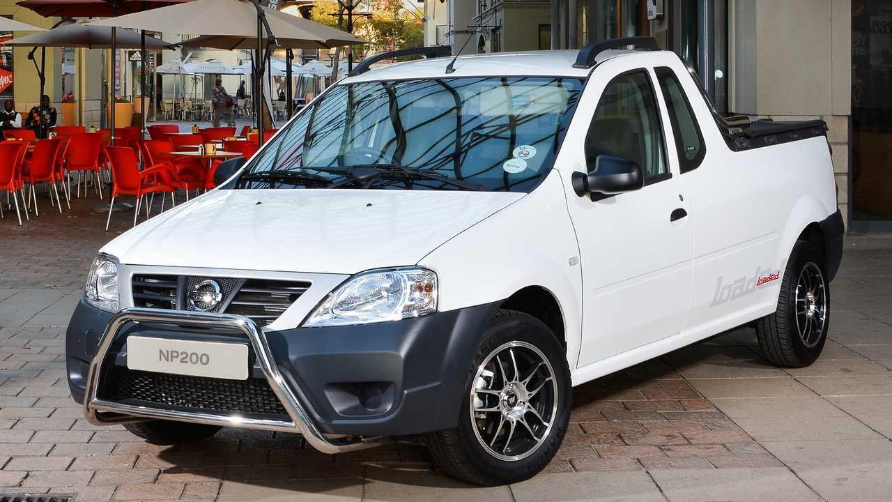 Nissan NP200 2020 (Logan pick-up)