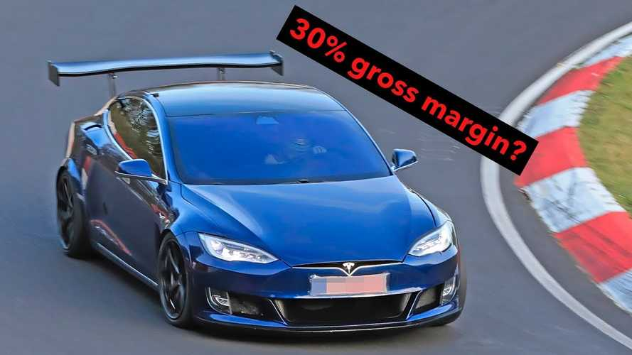 Tesla Model S Plaid expected to be hugely profitable