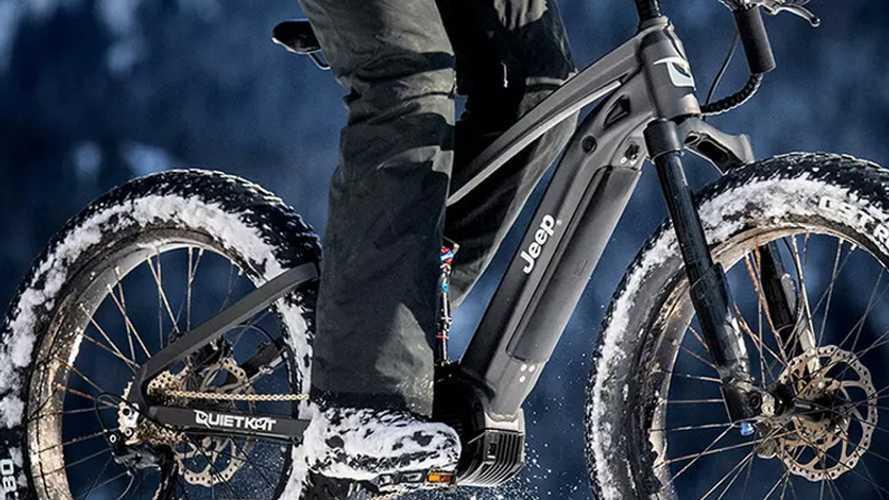 Jeep começa a vender nova bicicleta elétrica por R$ 27 mil