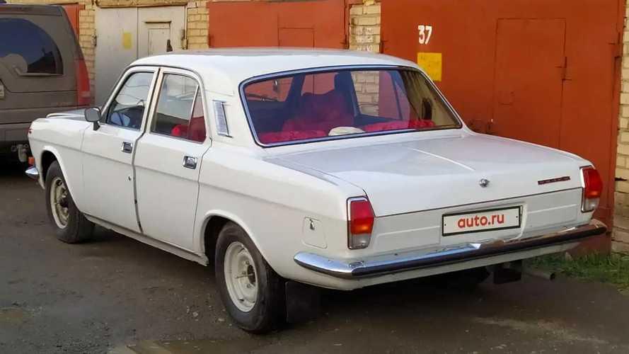 ГАЗ-24-10 «Волга» 1988 года