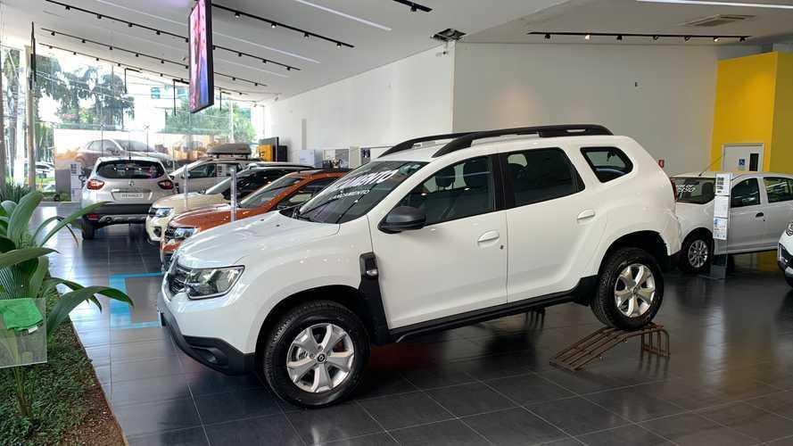 Novo Renault Duster Life PCD 2021 custa R$ 64.990 sem contar benefícios