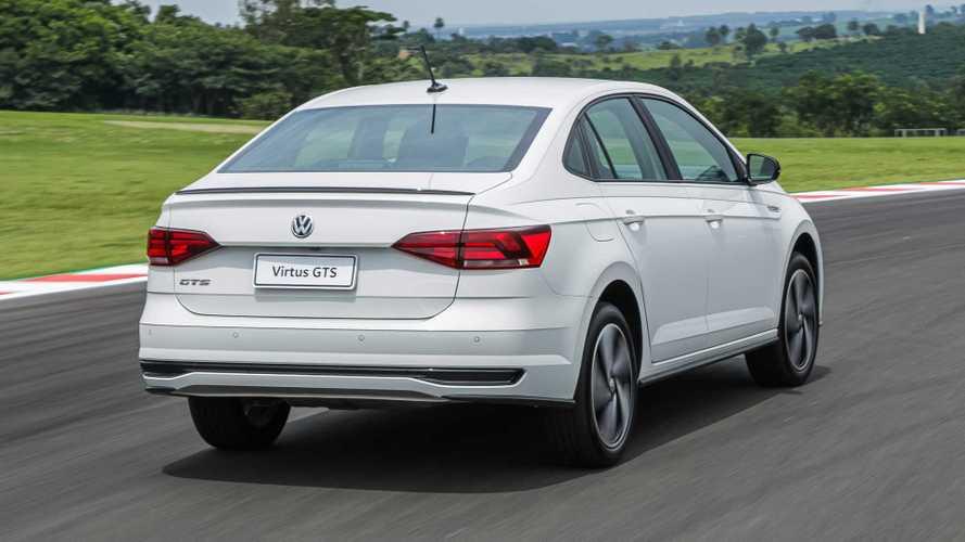 VW Virtus terá motor 1.5 TSI, câmbio DSG e novo design na Índia