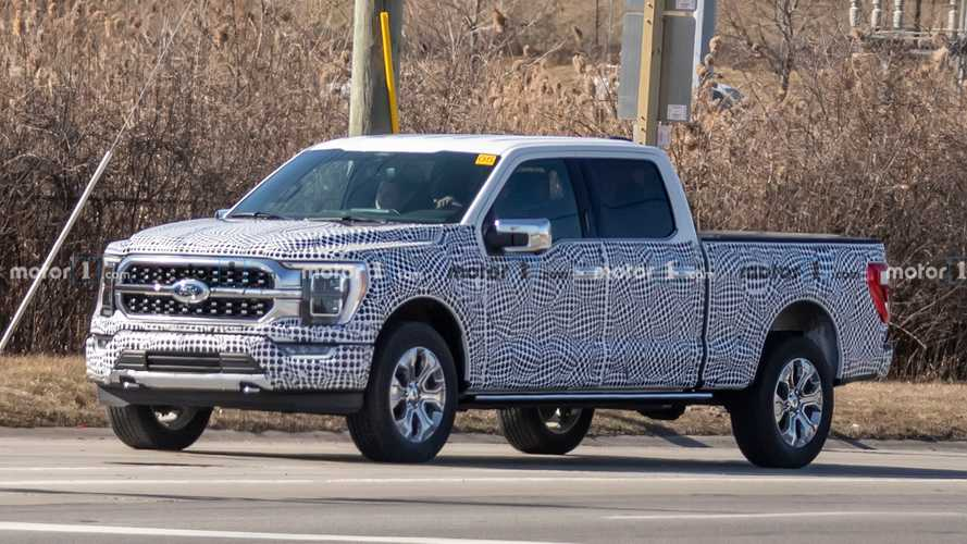 No, 2021 Ford F-150 Won't Be Revealed On April 29