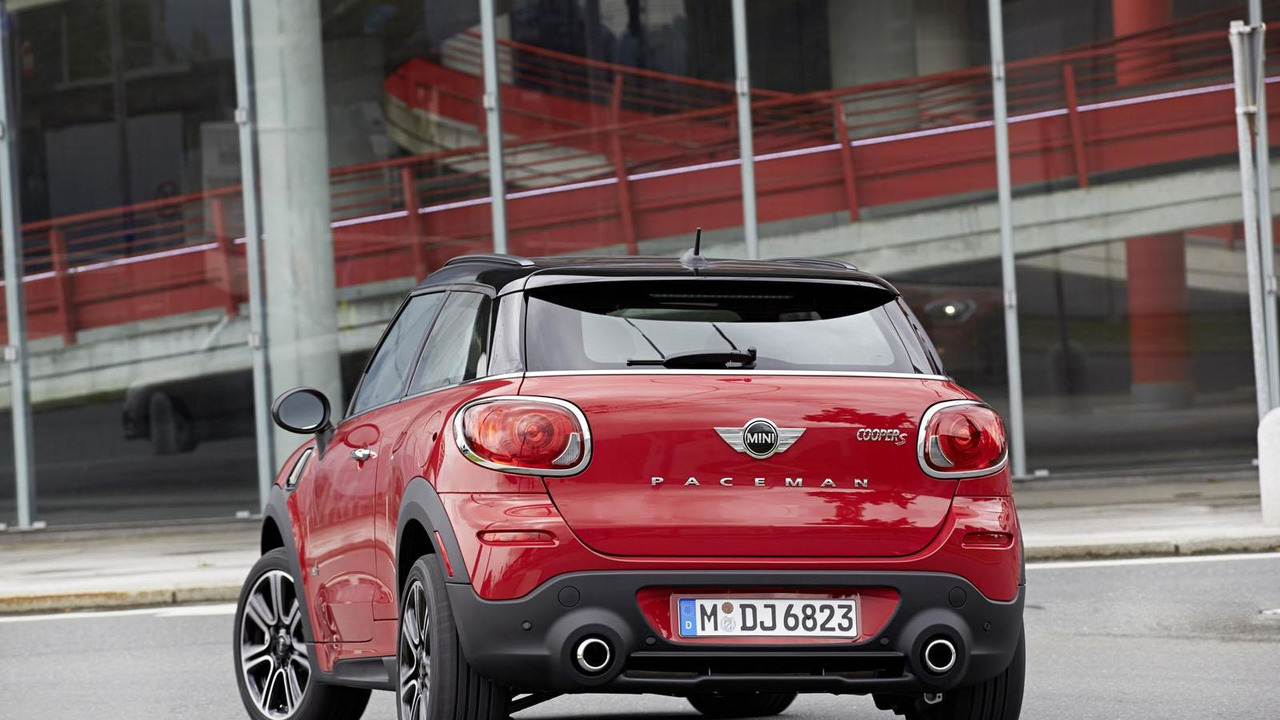 Mini Cooper Accessories 2013 >> Mini Countryman Paceman With John Cooper Works Styling