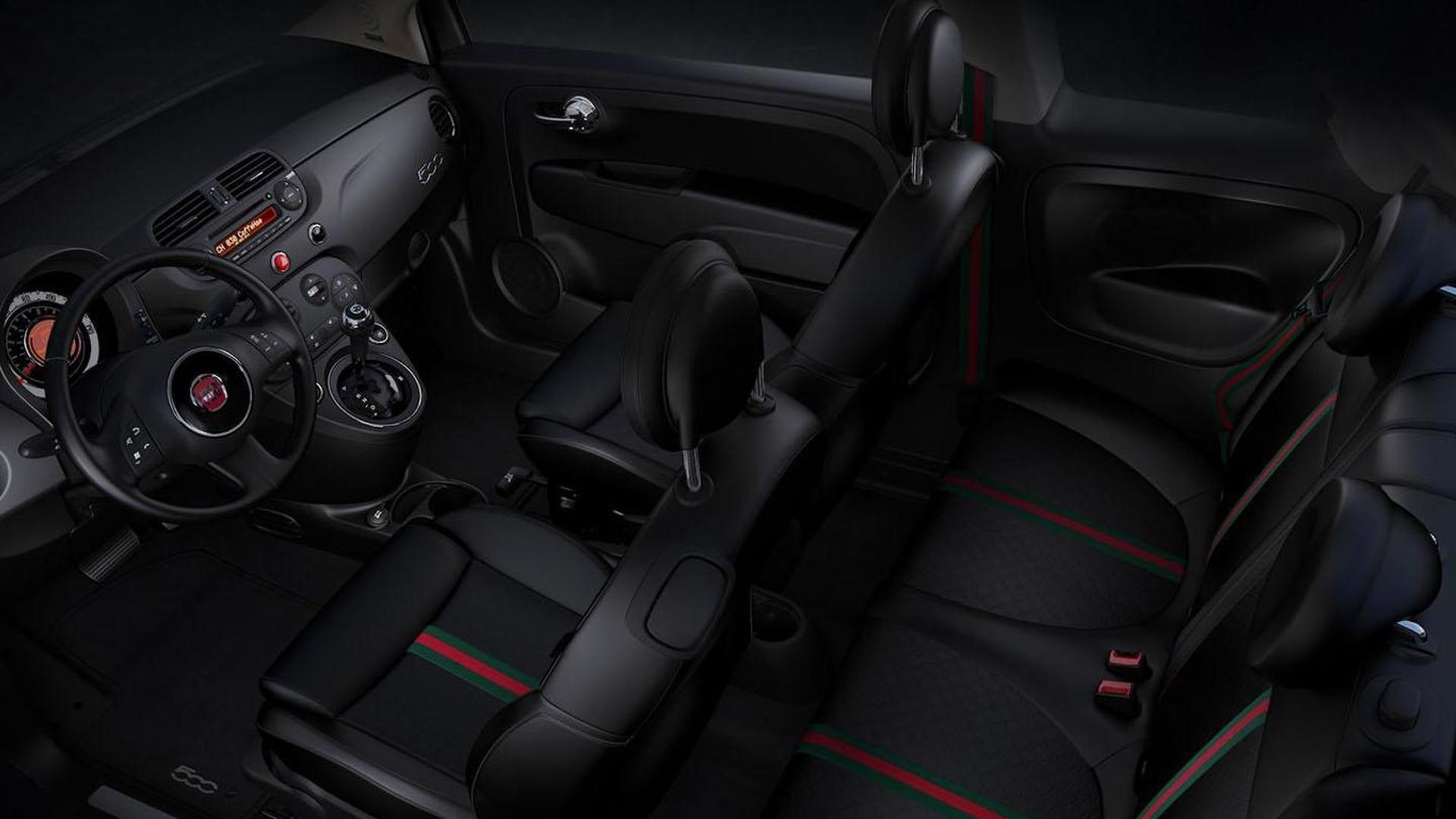6069fc180b204 2013 Fiat 500 Gucci Edition announced