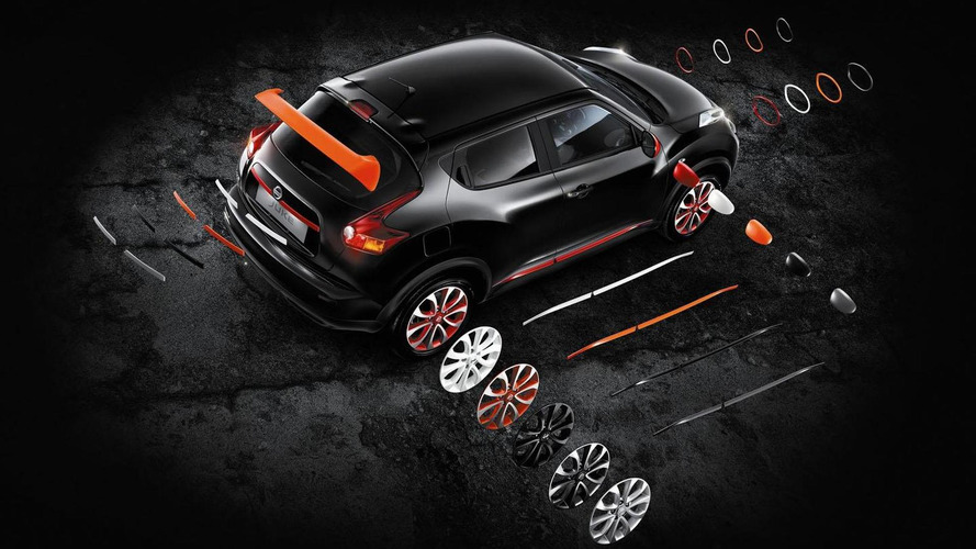 Nissan Juke personalization program announced