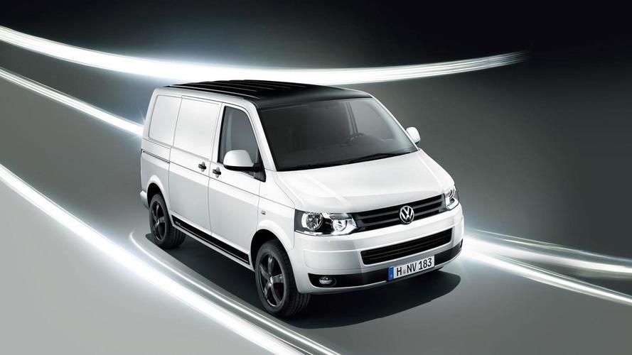 Volkswagen Transporter Edition revealed