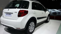 First-gen Suzuki SX4 facelift at 2013 Auto Shanghai