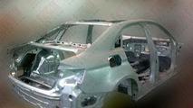 Audi A3 Sedan / autohome.com.cn