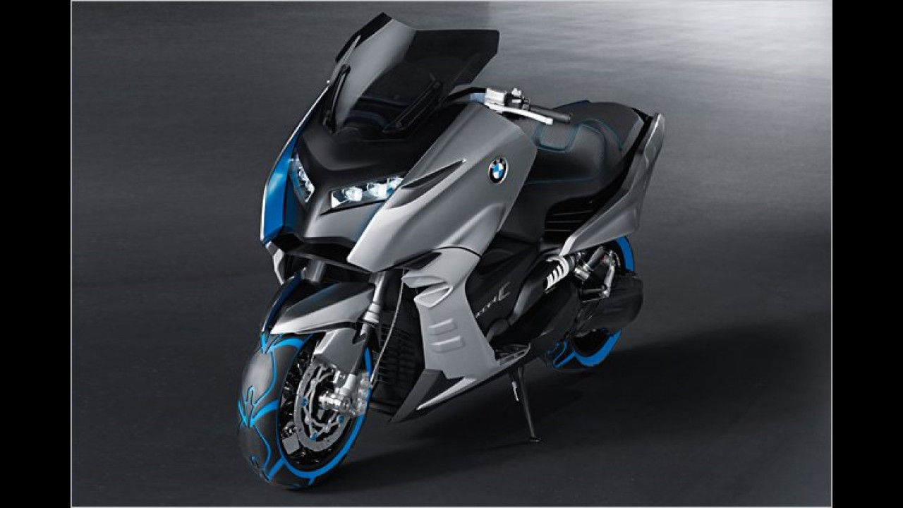 BMW zeigt Super-Roller