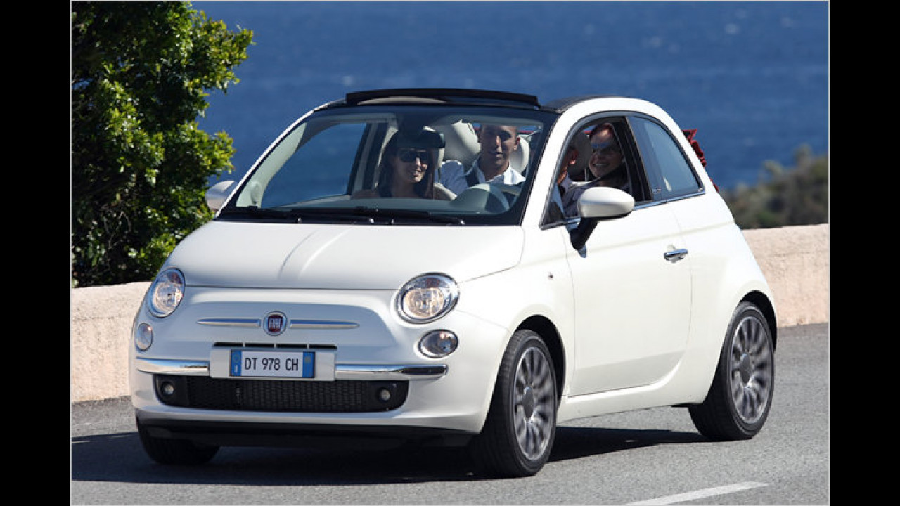 Fiat 500C 1.3 JTD Multijet 16V Start&Stopp Pop