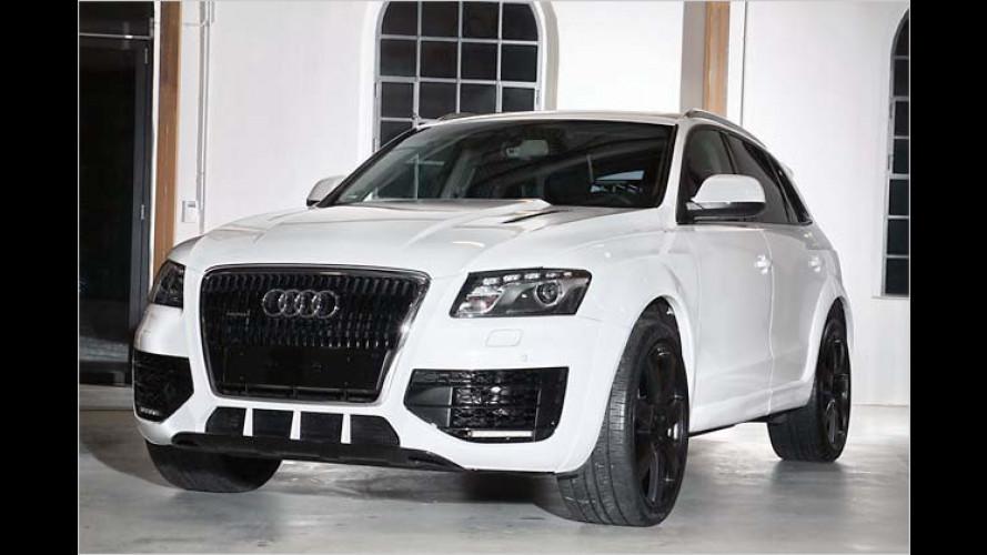 Enco Exclusive: Aufregender Bodykit für den Audi Q5