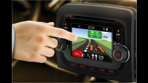 Microsoft fährt im Fiat 500L mit