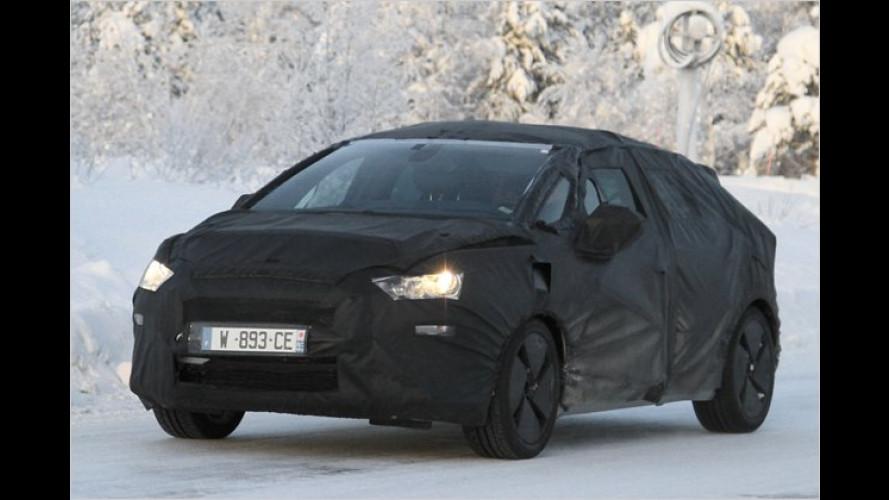 Erwischt: Citroën DS5