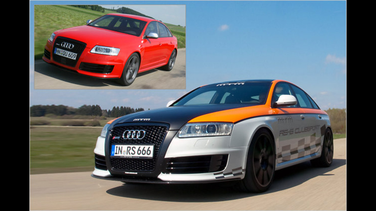MTM Audi RS6 Clubsport