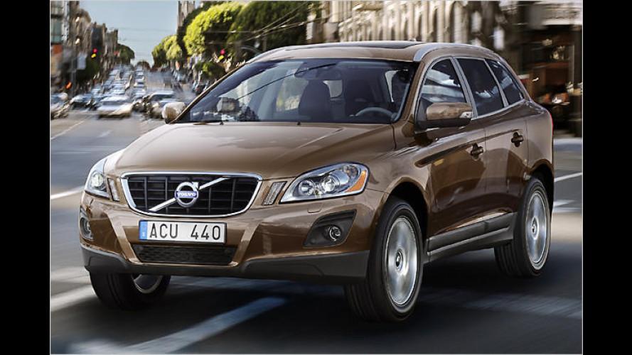 Kompaktes Cross-Over-SUV: Der Volvo XC60 ist endlich da