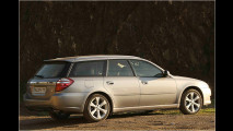 Flüster-Diesel von Subaru