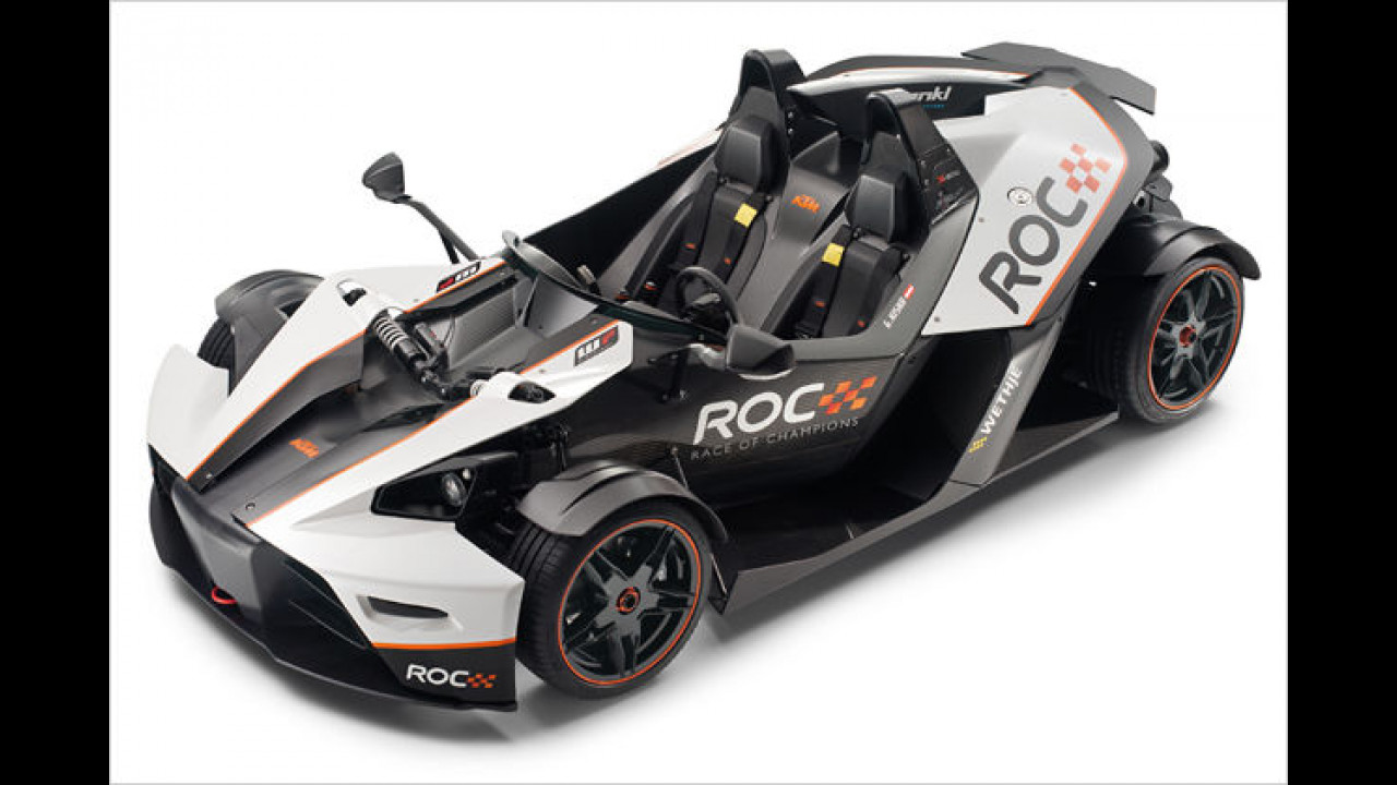 KTM X-Bow ,ROC
