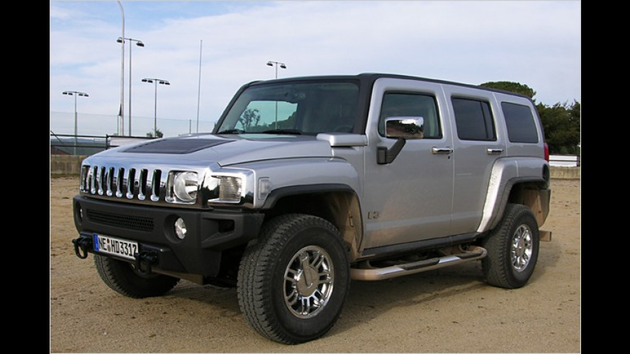 General Motors stellt die Zukunft von Hummer in Frage