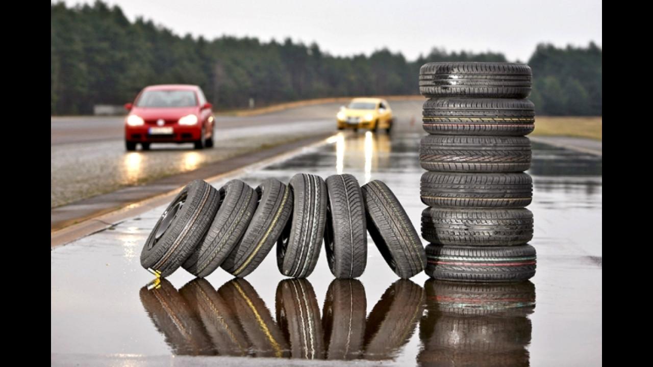 Spritspar-Reifen im Test