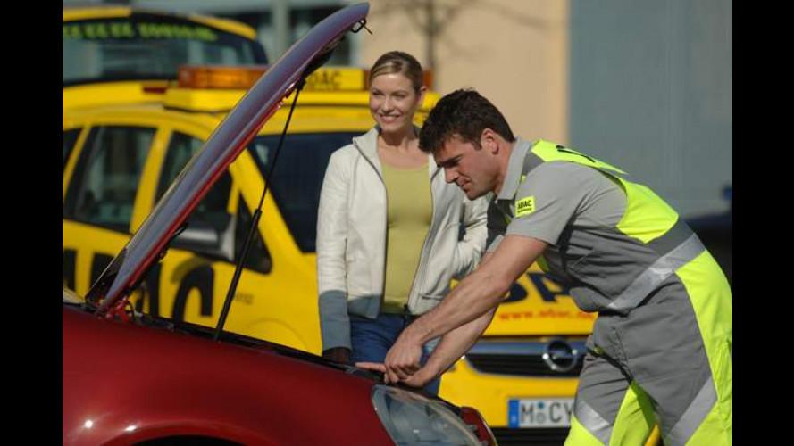 ADAC-Pannenstatistik für 2007: Deutsche Autos ganz vorne