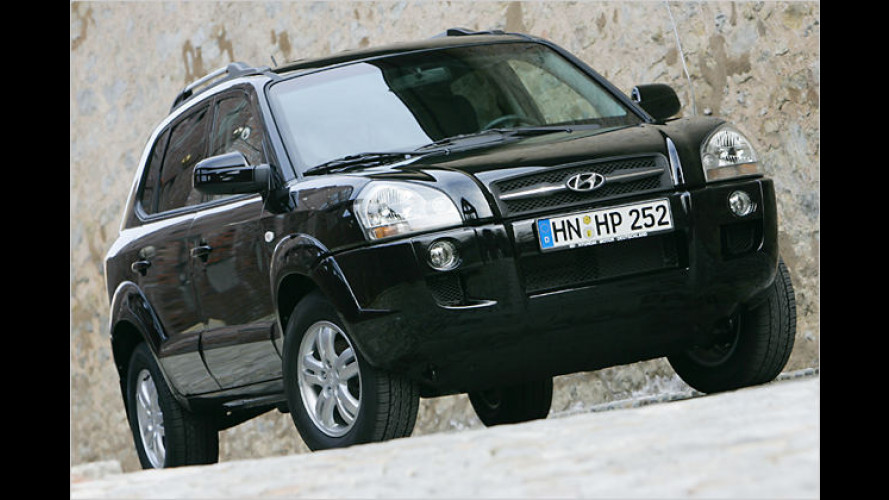 """Starke Mannschaft: Die Hyundai-,Team 08""""-Sondermodelle"""