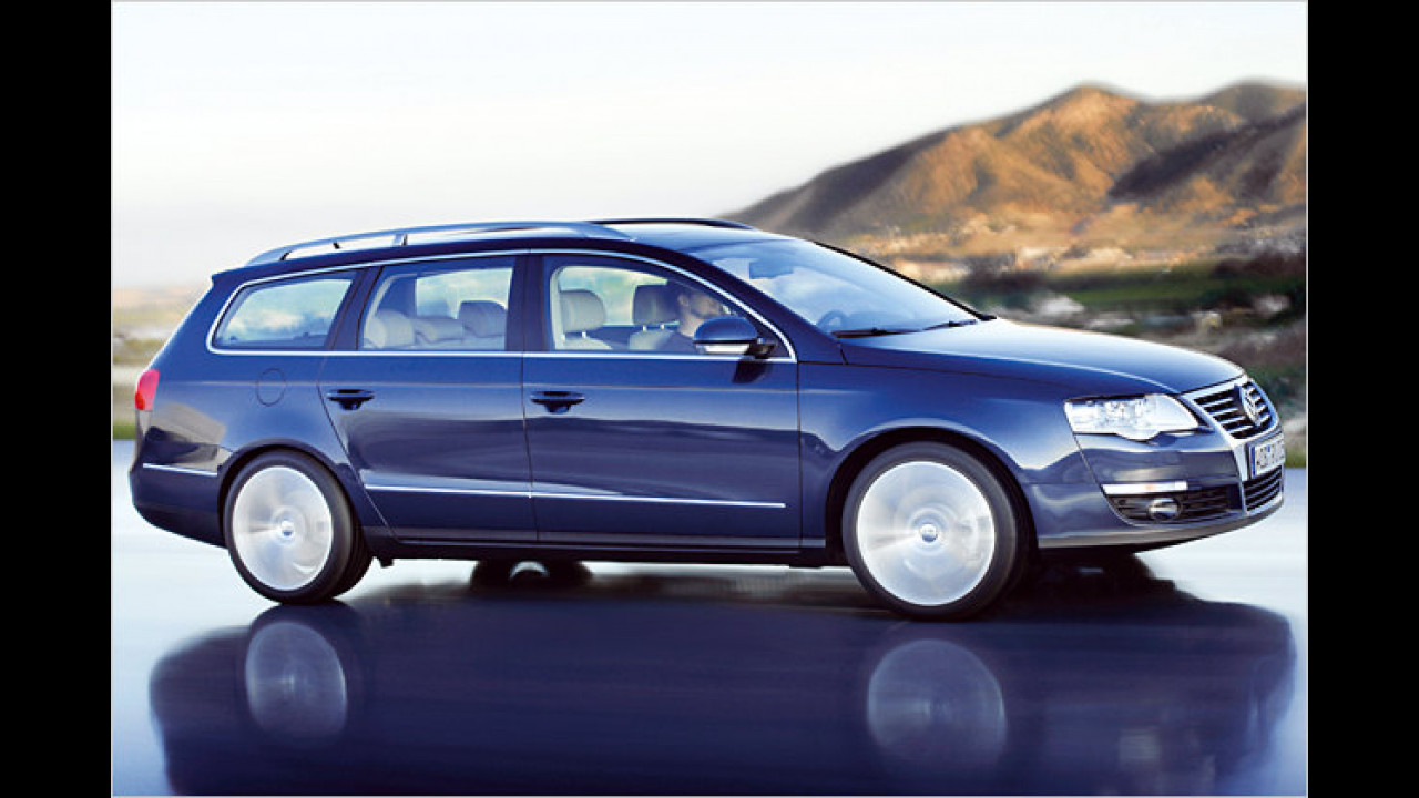 VW Passat Variant 3.2 V6 FSI Highline 4Motion DSG
