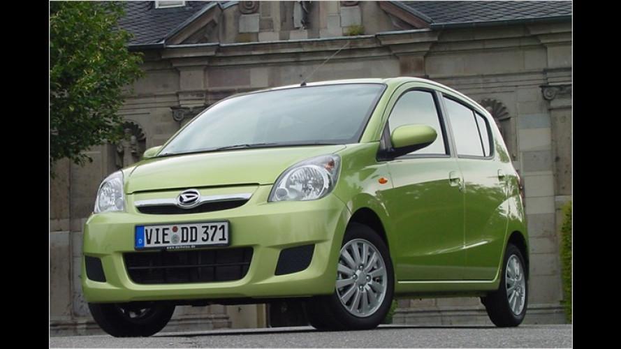 Daihatsu erhöht die Preise für einige Modellreihen