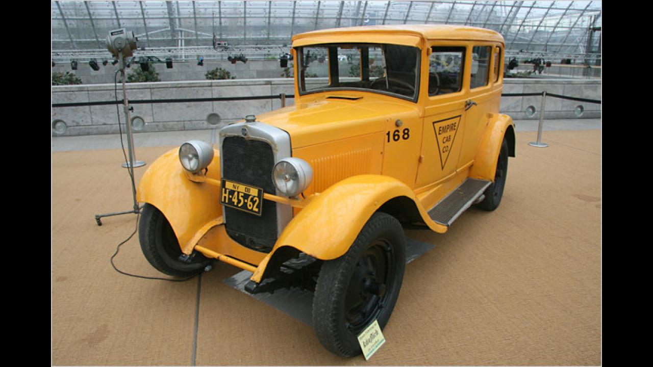 Studebaker Erskine Model 51 Sedan