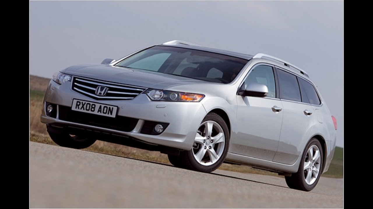 Honda Accord: Preis fix