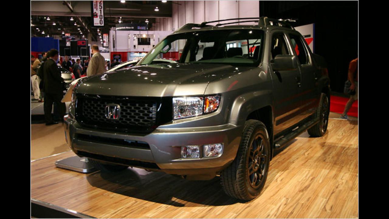 Honda Ridgeline Powersports Concept
