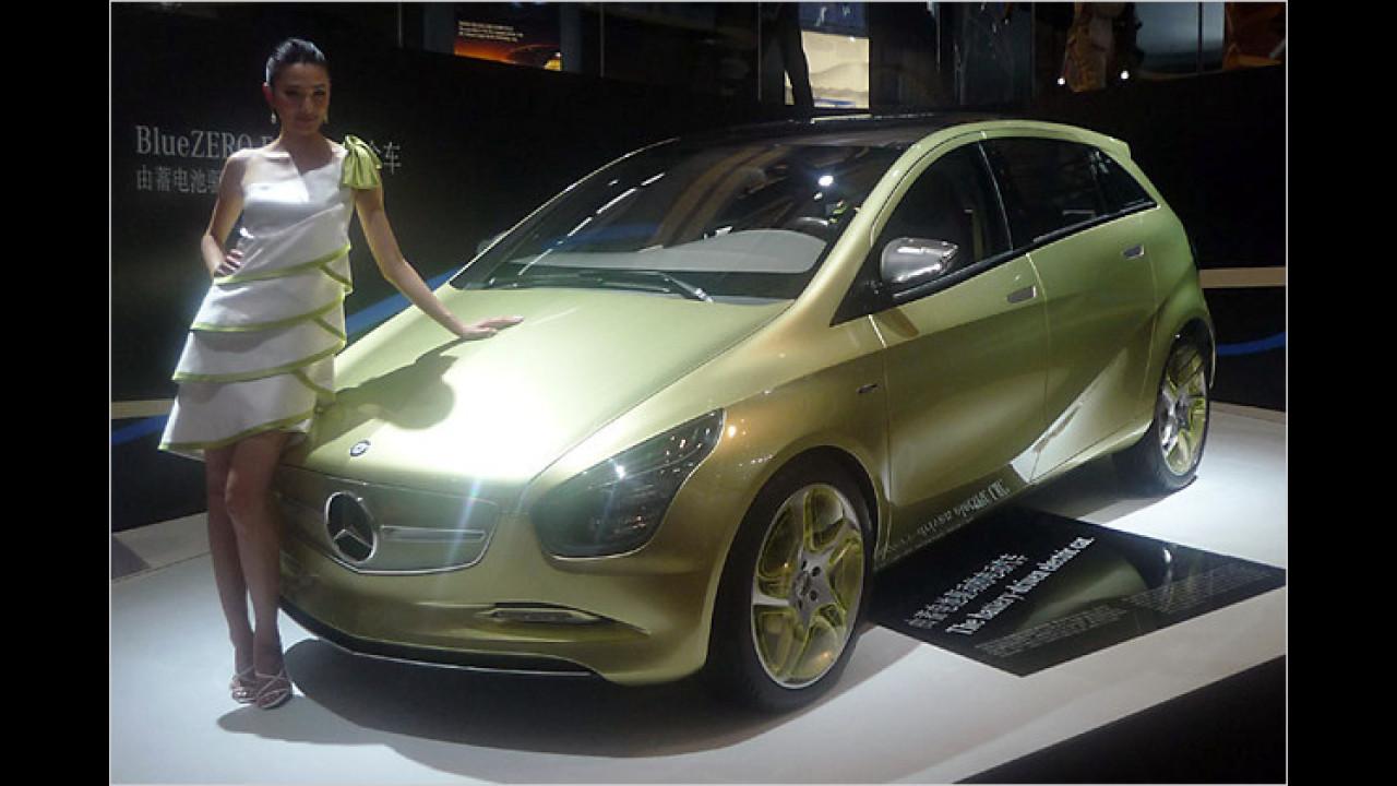 Mercedes Concept E-Cell