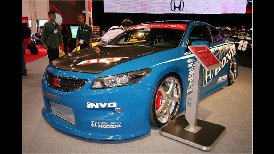 Heiße Tuningautos und Concept Cars: Honda auf der SEMA