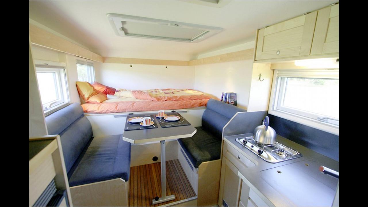 Unimog als Wohnmobil