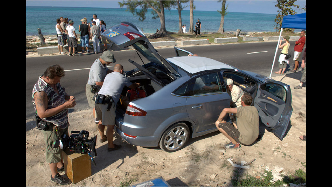 Casino Royale (2006): Ford Mondeo