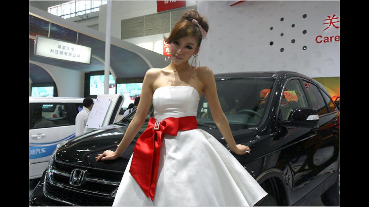 Was hätten wir früher dafür gegeben: Mit hübschem Girl und einem Honda in die Tanzstunde