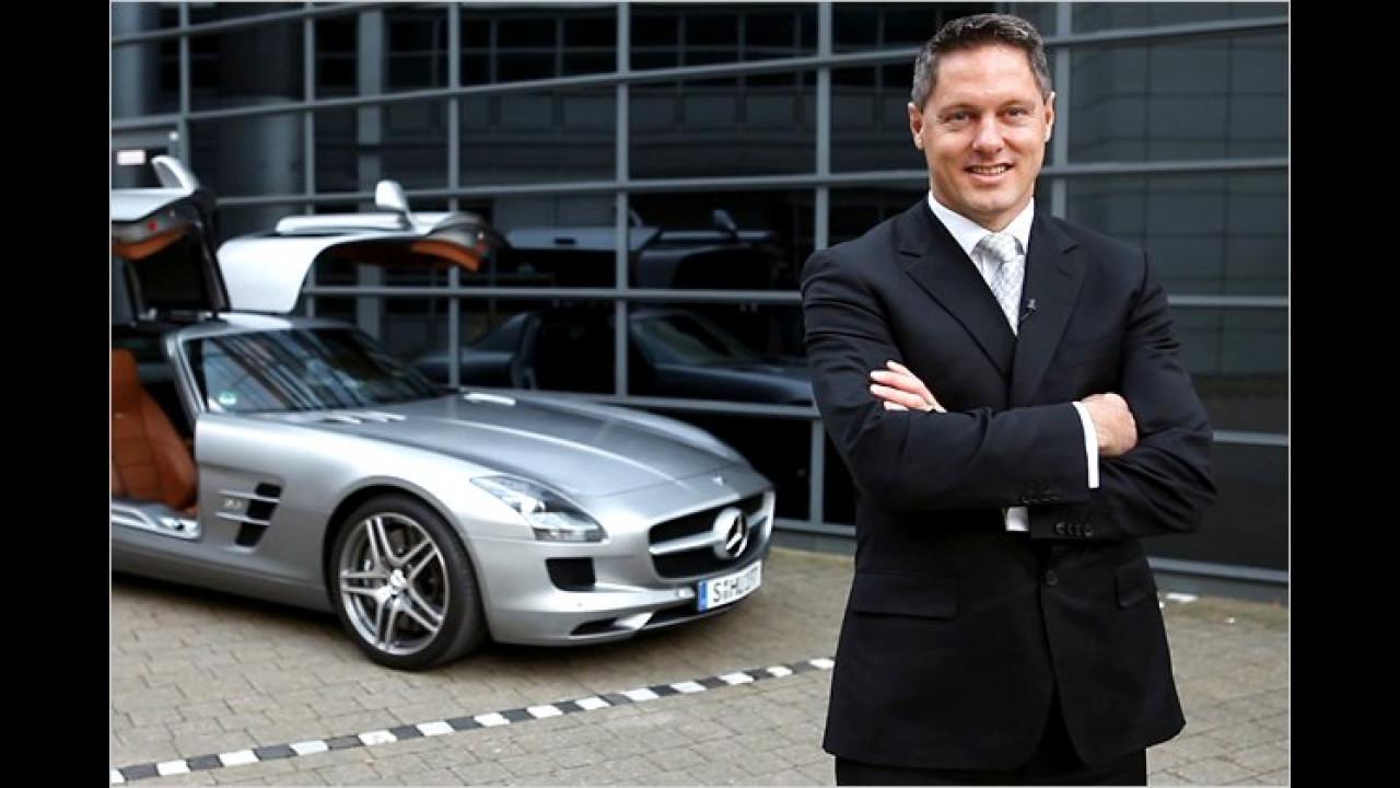 Mercedes-Designteam