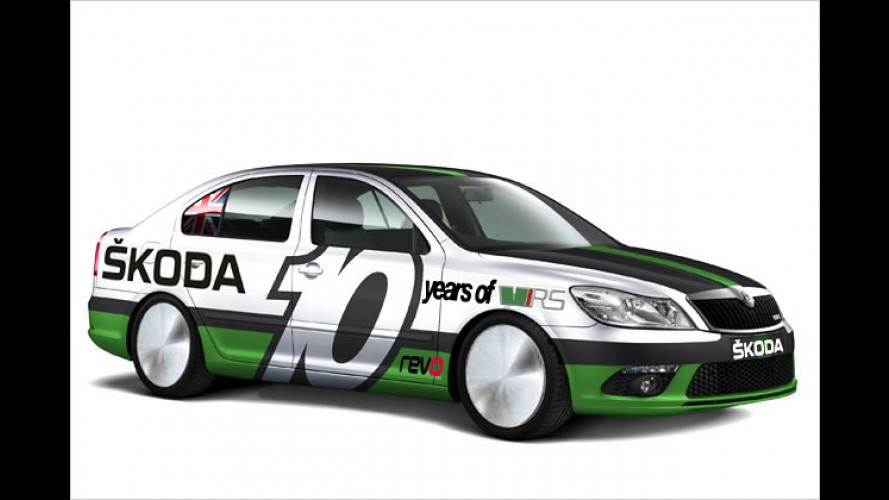 Skoda Octavia vRS soll über 320 km/h schaffen